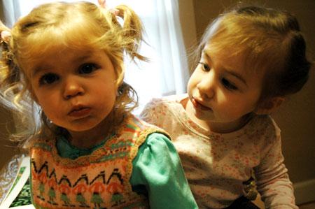 Izzy and Leta