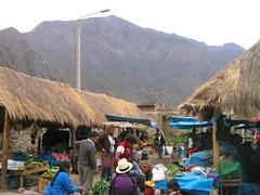 Ollantaytambo Market
