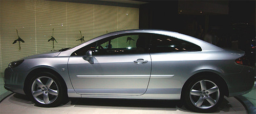 peugeot 407 coupe 01