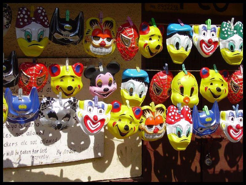 Mask Seller