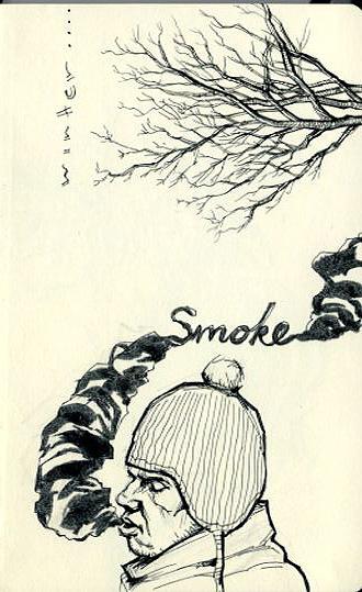 wintersmoke