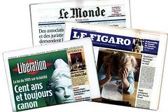 diários franceses