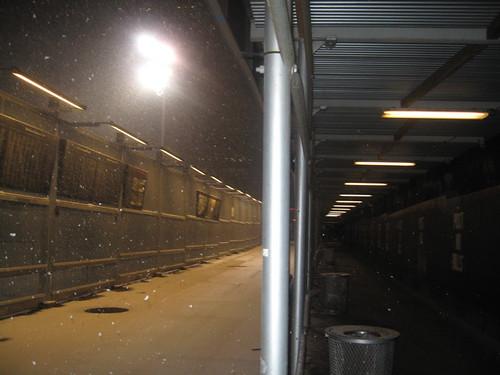 Second Snowfall, December 10, 2005