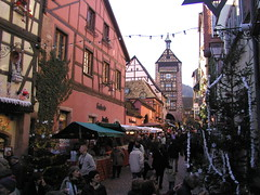 Riquewihr France Christmas Market 2005 027