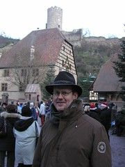 Kayserberg France Christmas Market 2005 004