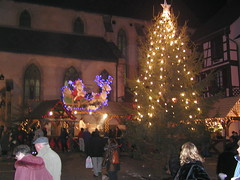 Ribeauville France Christmas Market 2005 001
