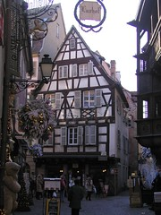 Colmar France Christmas Market 2005 012
