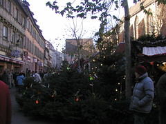 Colmar France Christmas Market 2005 026