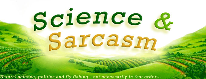 Science and Sarcasm