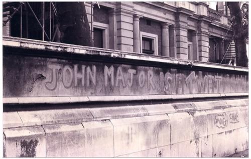 John Major is a Twat