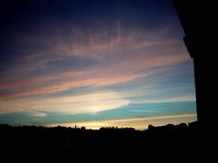 Sunrise over Falmouth