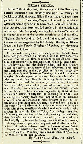 Boston Recorder and Religious Teligraph