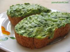 ıspanaklı salata