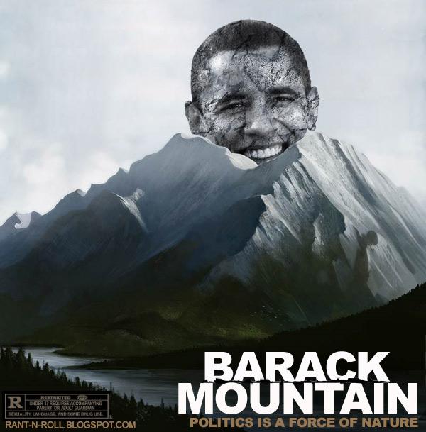 Barack Mountain