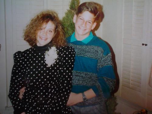 Christmas Dance 1987