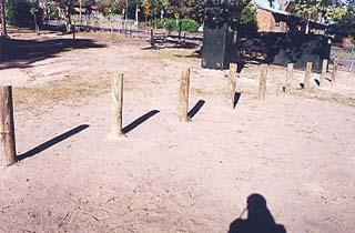 contraprueba: diferencia de sombras