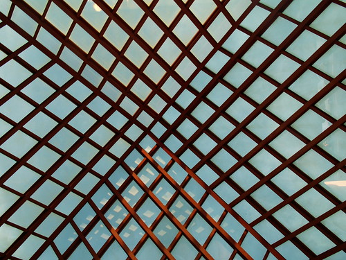 Lisboa - squared net