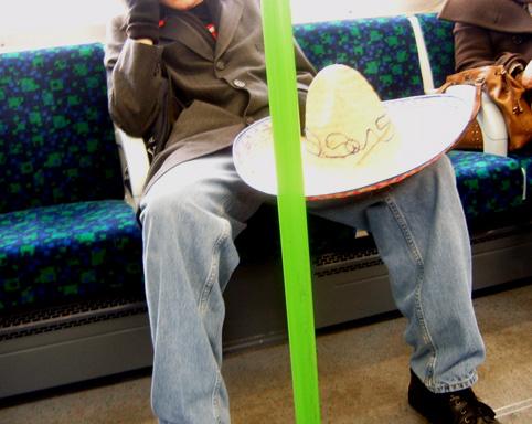 Tube Sombrero