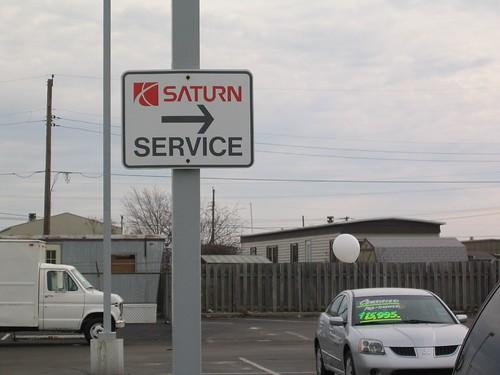 Saturn Service