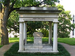 President James K. Polk tomb, Nashville