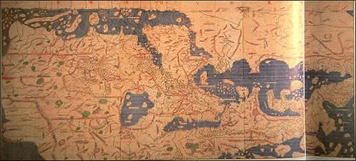 Al Idrisi, 1192