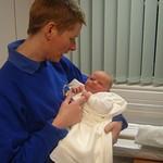 shirley visits<br/>20 Jan 2005