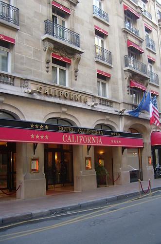 Hotel California Rue De Berri Paris