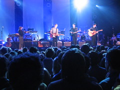 Belle & Sebastian on stage