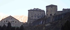Fortezza side view