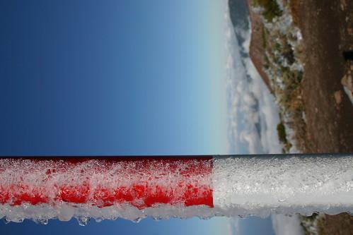 Frost, Parque Nacional del Teide