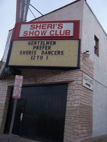 Sheri's Show Club