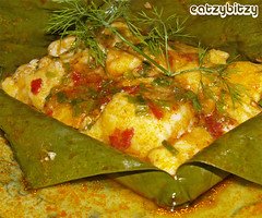 Steamed Garoupa with Chilli