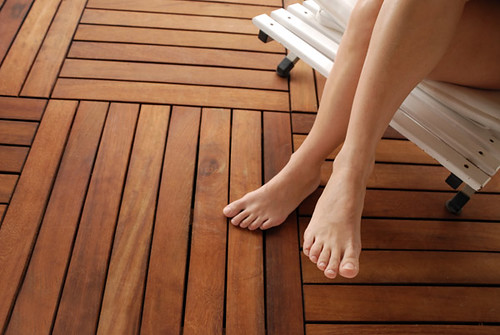 Diferentes formas de colocacion de pisos de madera for Pisos para interiores tipo madera