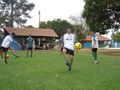 UNHCR News Story: Refugees add their footballing skills to Brazil's rich soccer scene photo by UNHCR