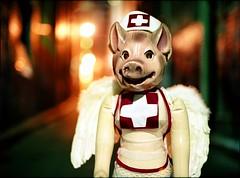 swine flu photo by mugley