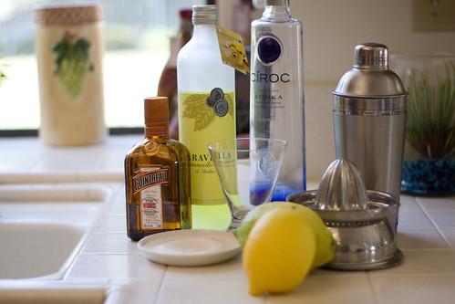 poo-tee-weet: Lemonhead Martini