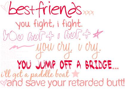 friend sister