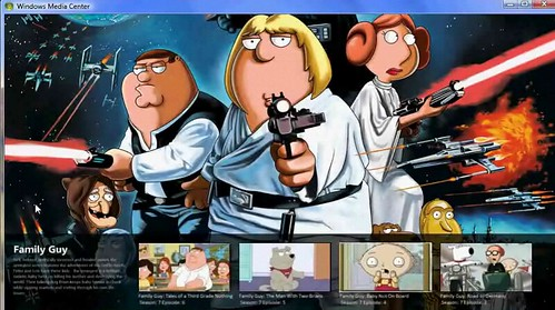 SecondRunHulu Family Guy