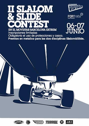 II Slalom & Slide Contest