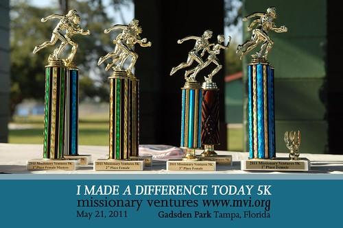 Missionary Ventures 5K 2011