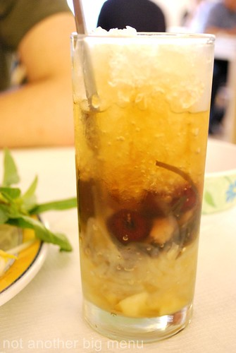 Cafe East, Surrey Quays Leisure Park - Leen chee kang drink