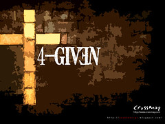 Christian Backgrounds Wallpaper - 4-GIVEN photo by crossmap backgrounds