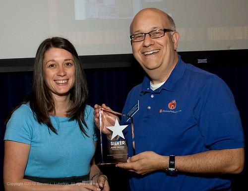 NJCAMA honors Astra Award Recipients, 5/19/2010
