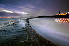 Cullercoats Bay photo by dan barron photography - landscape work
