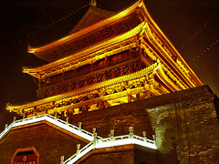 Xi'an Drum Tower photo by J316