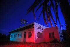 Streamlined Cafe photo by Lost America