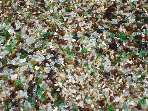 Recycled Glass Groundcover?
