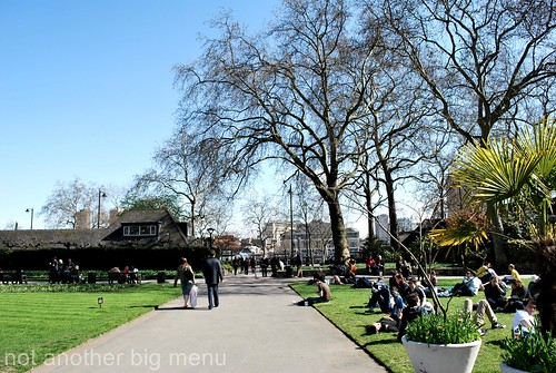 Embankment Park 7, London