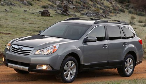 New Outback 2010