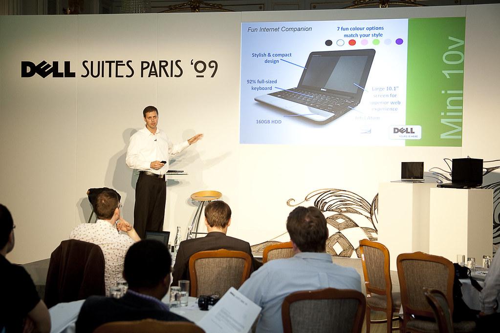 Dell Suites Mobility Breakout
